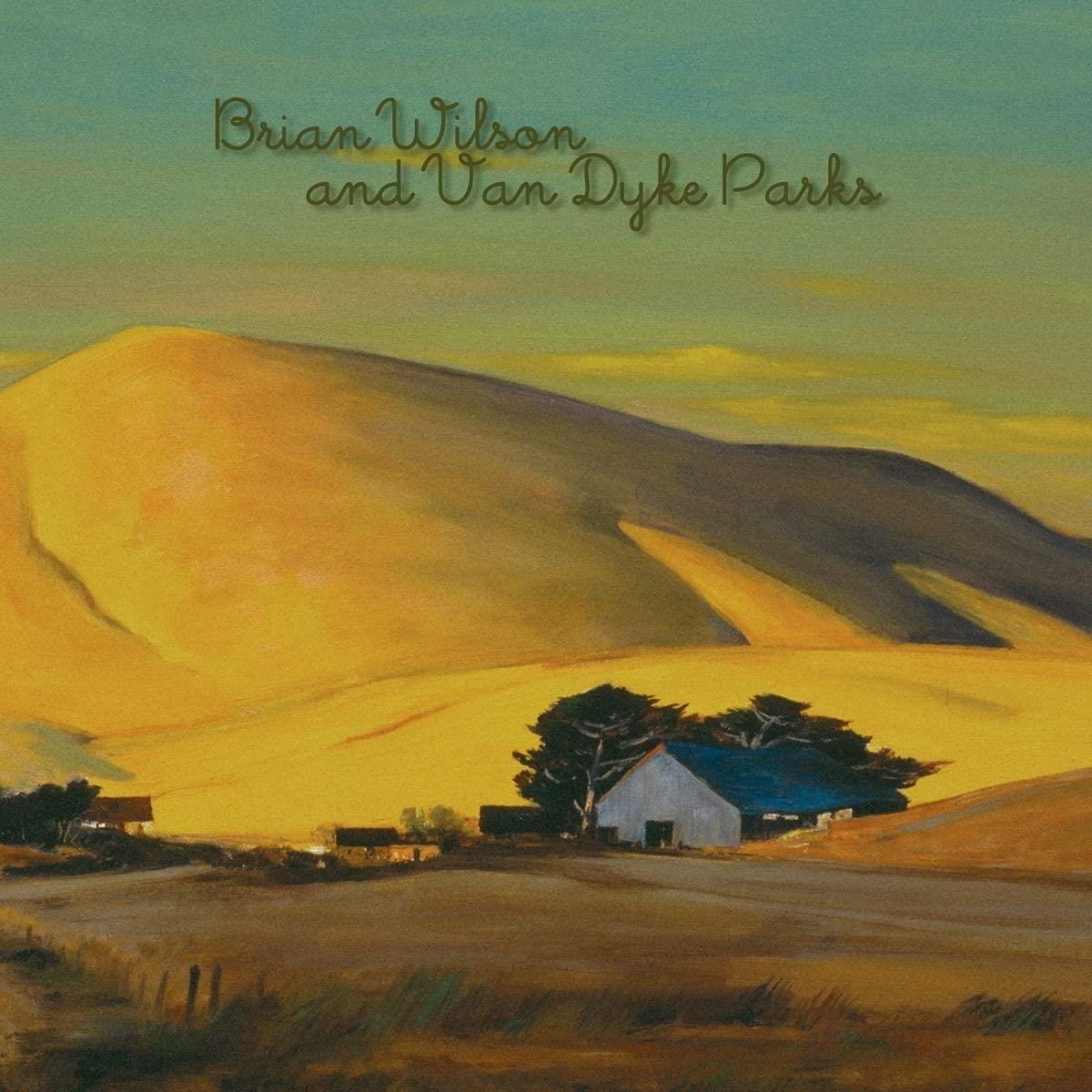 0816651018758 Omnivore Recordings  Brian Wilson And Van Dyke Parks Orange Crate Art (2LP)